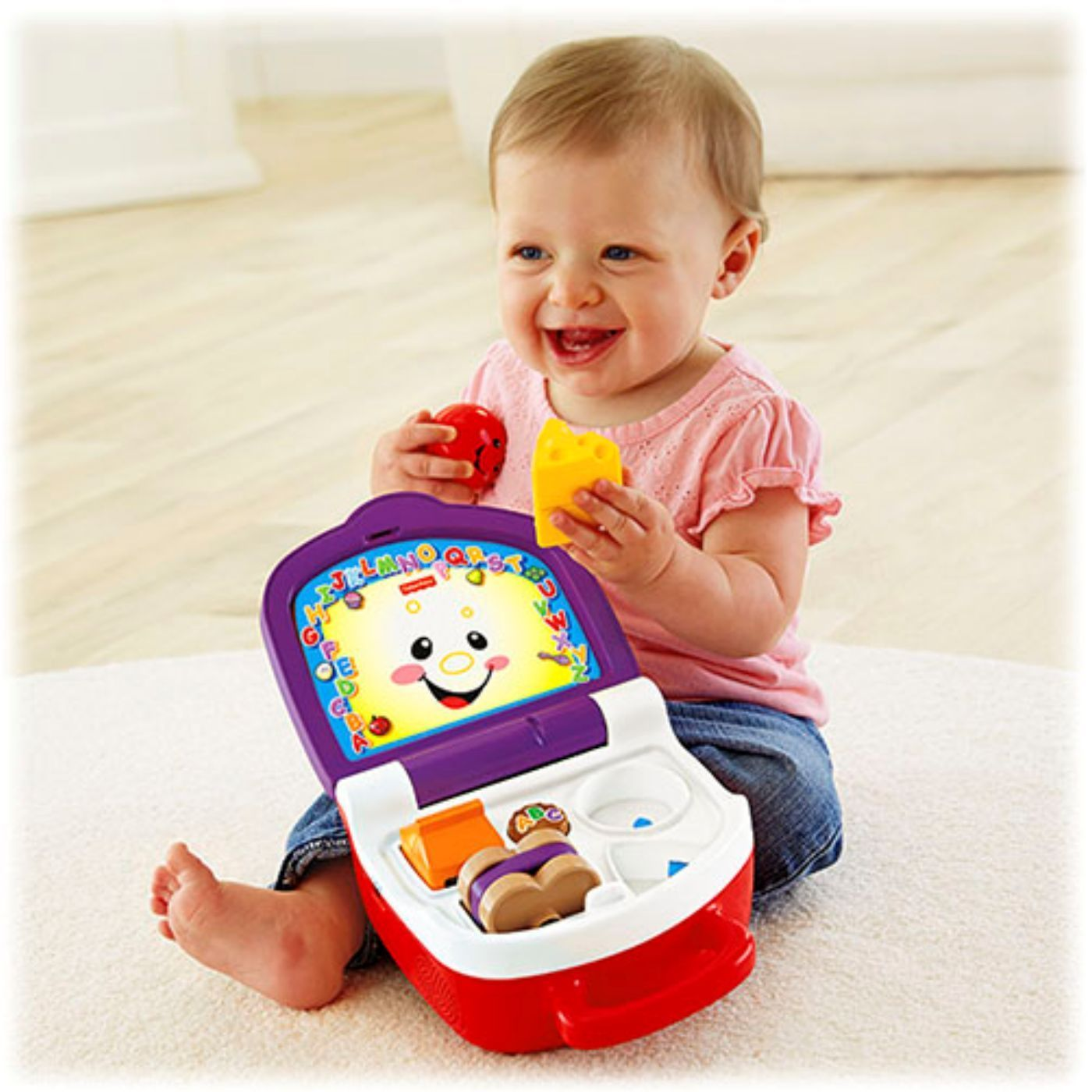 Fisher Price Laugh & Learn Sort n Learn Lunchbox Toy Age 6 36